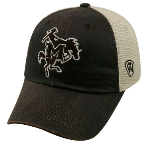 Top of the World Men's McNeese State University Scat Mesh Cap - view number 1