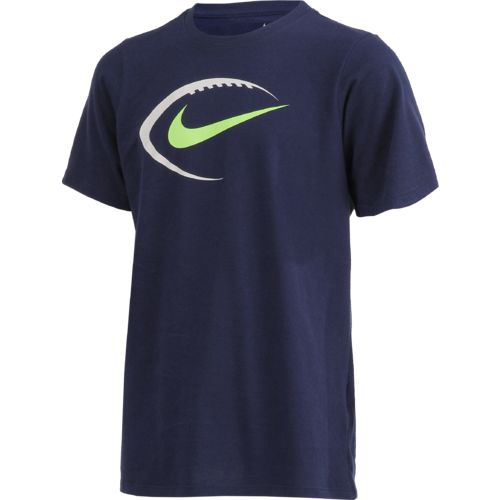 Nike Boys' Nike Dry Football Icon T-shirt - view number 3