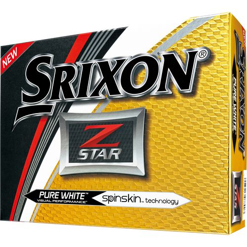 SRIXON Z Star 5 Golf Balls 6-Pack - view number 1