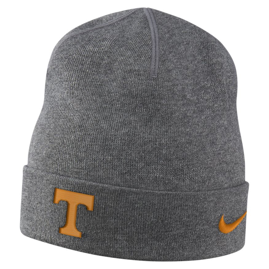 Nike™ Men's University of Tennessee Dri-FIT Cuff Beanie