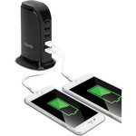 iHome Desktop MultiCharge 5-Port USB Charging Tower - view number 1