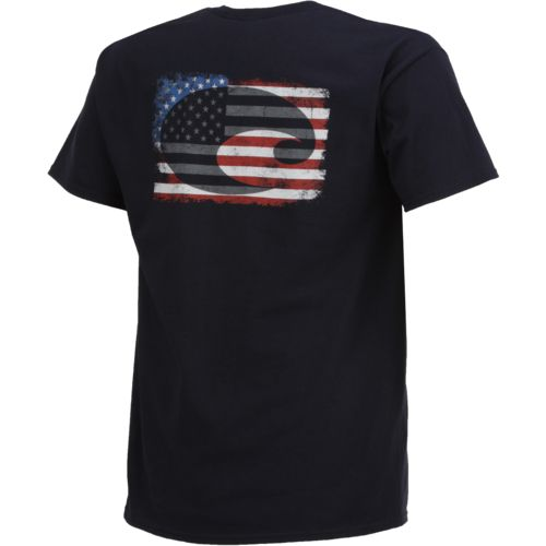 Costa Del Mar Men's Heritage Short Sleeve T-shirt - view number 2