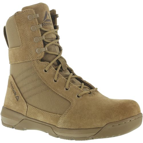 Reebok Men's Strikepoint Army Compliant 8 in Tactical Military Work Boots - view number 2