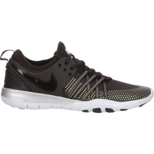 Display product reviews for Nike Women's Free TR 7 Metallic Training Shoes