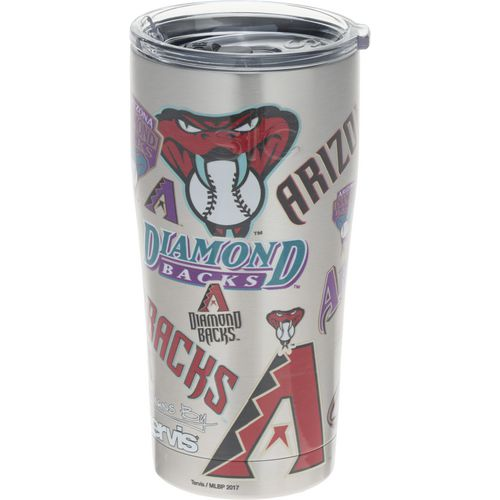 Tervis Arizona Diamondbacks All Over 20 oz Tumbler - view number 1