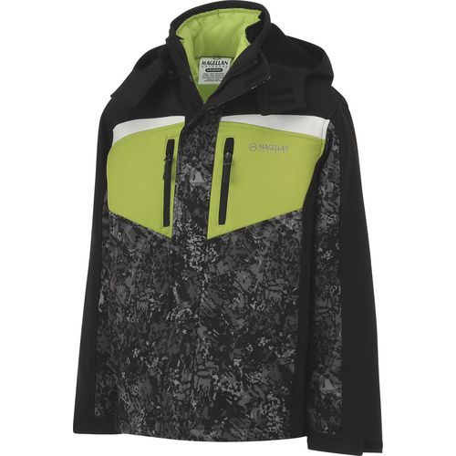 Magellan Outdoors Boys' Systems Ski Jacket - view number 3