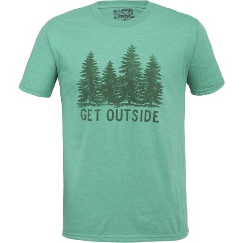 Big Bend Outfitters Men's Get Outside T-shirt - view number 1