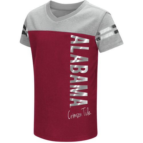 Colosseum Athletics Toddlers' University of Alabama Cricket T-shirt