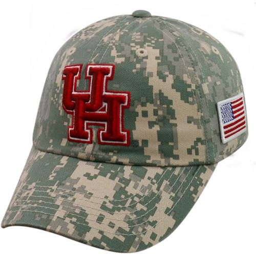 Top of the World Men's University of Houston Flagship Digi Camo Cap