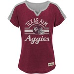 Gen2 Girls' Texas A&M University Tribute Football T-shirt - view number 1