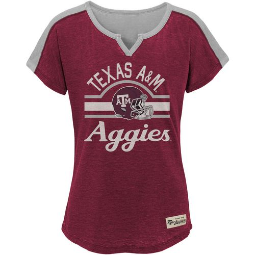 Gen2 Girls' Texas A&M University Tribute Football T-shirt