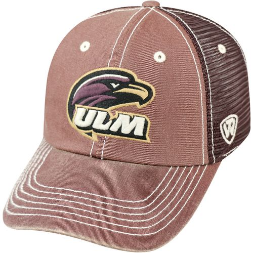 Top of the World Men's University of Louisiana at Monroe Crossroad TMC Cap - view number 1