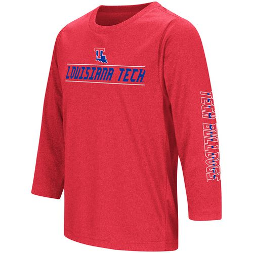 Colosseum Athletics Boys' Louisiana Tech University Long Sleeve T-shirt
