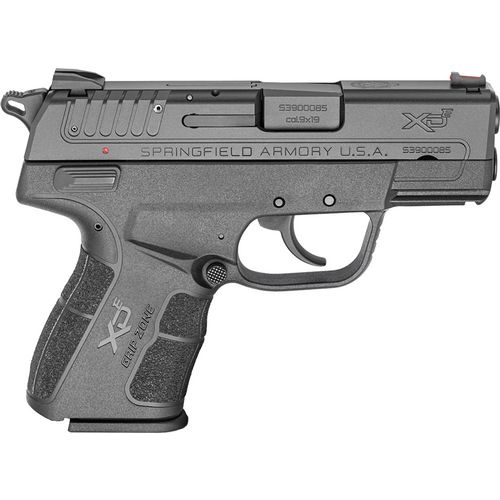 Display product reviews for Springfield Armory XD-E 9mm Single Stack Pistol