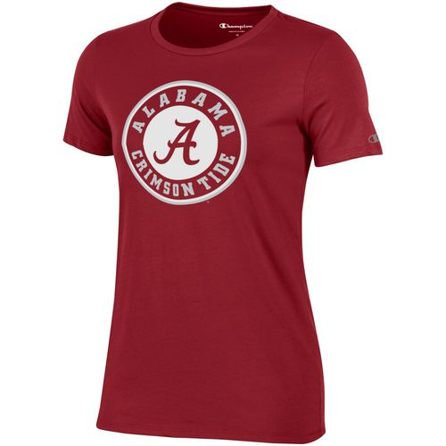 Champion Women's University of Alabama Logo T-shirt