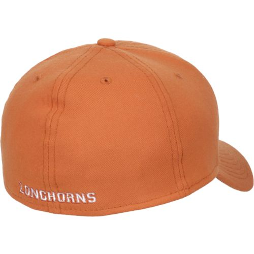 New Era Men's University of Texas 39THIRTY Basic Cap - view number 3