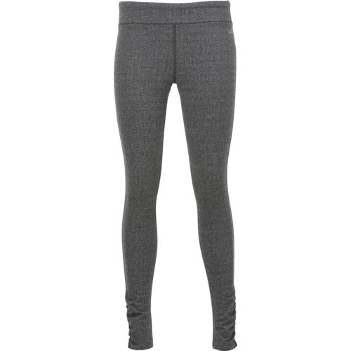 BCG Women's Side-Cynched Textured Legging