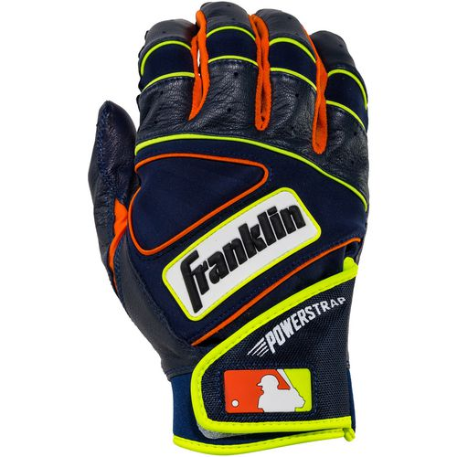 Display product reviews for Franklin Adults' Powerstrap Batting Gloves
