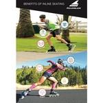 Rollerblade Women's Macroblade 84 In-Line Skates - view number 2