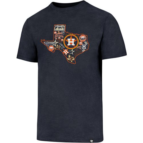 '47 Houston Astros Logos State Regional Club T-shirt