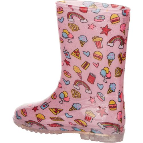 Austin Trading Co. Girls' PVC Sweets Boots - view number 3