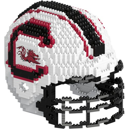 Forever Collectibles University of South Carolina 3-D BRXLZ Helmet Puzzle