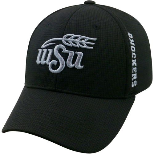 Top of the World Men's Wichita State University Booster Plus Cap