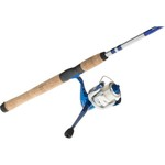 Shakespeare Catch More Fish Inshore 7 ft M Spinning Rod and Reel Combo - view number 5