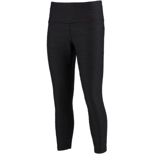 BCG Women's Athletic Textured Capri Pants - view number 3