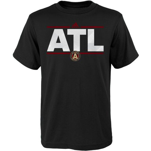 adidas Boys' Atlanta United FC Dassler City Nickname T-shirt