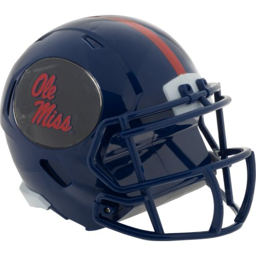 Forever Collectibles University of Mississippi ABS Helmet Bank