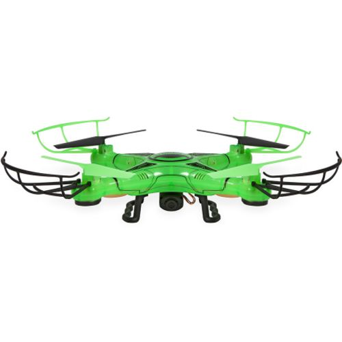 World Tech Toys Striker-X Glow-In-The-Dark 2.4 GHz 4.5-Channel RC HD Camera Drone - view number 2