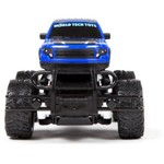 World Tech Toys Ford F-150 SVT Raptor Police Pursuit RTR Electric RC Monster Truck Set - view number 7