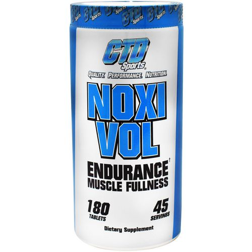 CTD Sports Noxivol Dietary Supplement
