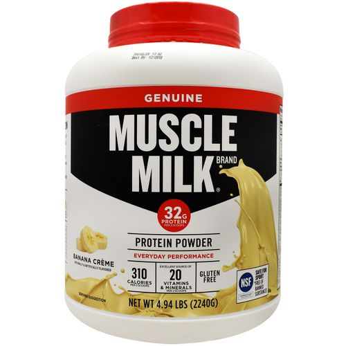 Display product reviews for CytoSport Muscle Milk Protein Drink
