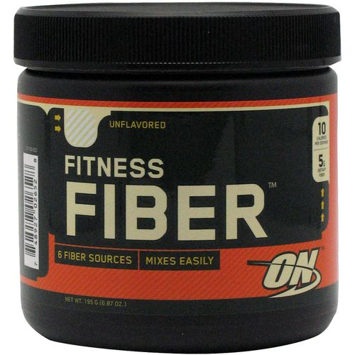 Optimum Nutrition Fitness Fiber Powder