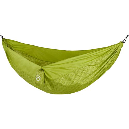 Magellan Outdoors Lightweight Double Nylon Hammock with Suspension Straps - view number 1