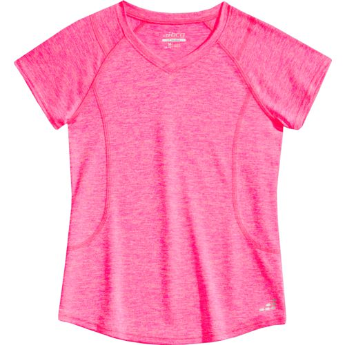 BCG Girls' Heather Turbo Tech Training T-shirt - view number 3