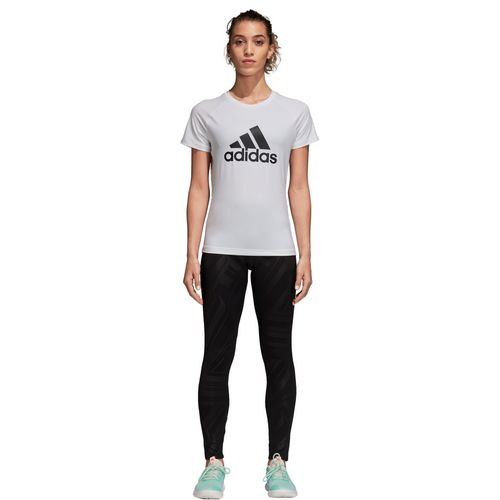 adidas Women's Design 2 Move Logo T-shirt - view number 5