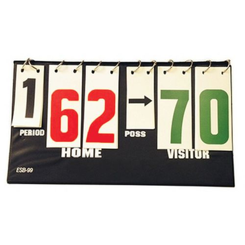 Tandem Sport Portable Scoreboard with Possession Arrows