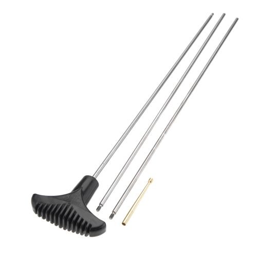 Hoppe's 3-Piece Gun Cleaning Rod for .17 and .204 Caliber Rifles