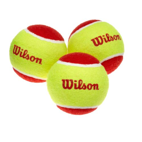 Wilson Starter Game Tennis Balls 3-Pack