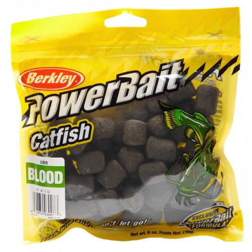 Berkley® PowerBait® Blood Scent Catfish Bait Chunks