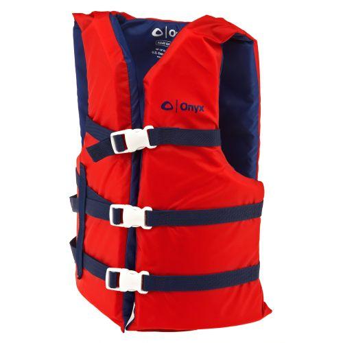 Onyx Outdoor Adults' Oversize General Boating Vest - view number 1