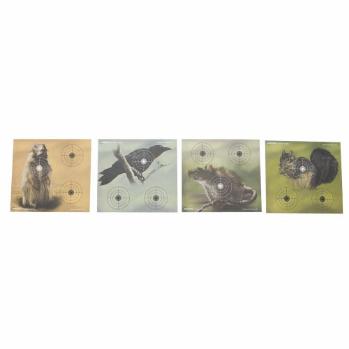 Crosman Varmint Targets 20-Pack - view number 1