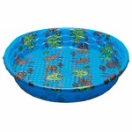 Splash Time Kids' 5' Round Decorated Swimming Pool