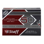 Wilson Staff Fifty™ Elite 50-Compression Golf Balls 12-Pack - view number 1