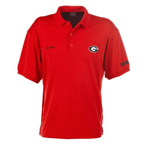 Columbia Sportswear Men's Collegiate Perfect Cast™ University of Georgia Polo - view number 1