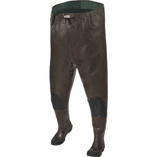 Magellan Outdoors Rubber Chest Boot-Foot Waders