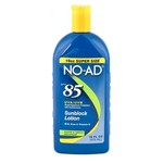 NO-AD® 16 oz. SPF 85 Sunscreen Lotion